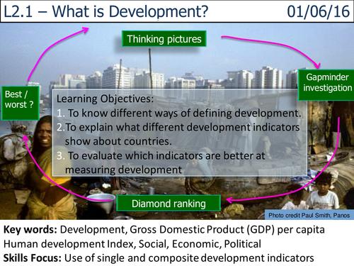 L2.1 Measuring development