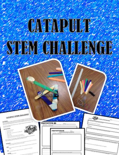 STEM Challenge: Build a Catapult