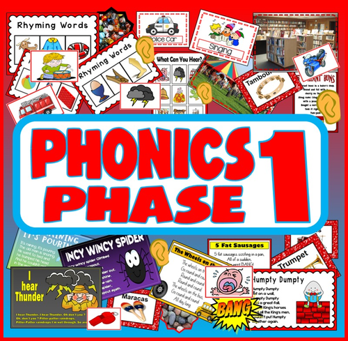 Box Eld Bands: PHONICS PHASE 2 TEACHING RESOURCES EYFS KS 1 LETTERS
