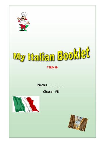 Italian Healthy / Unhealthy Lifestyle