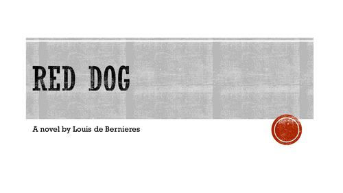 Red Dog Film Study