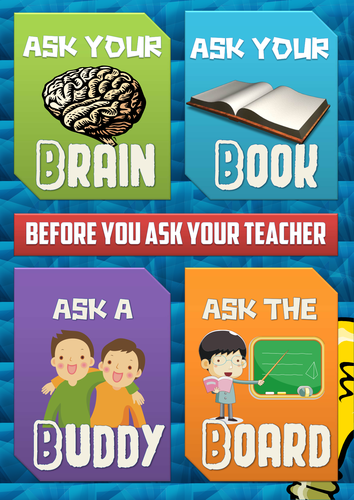 how to ask the teacher that you reject before