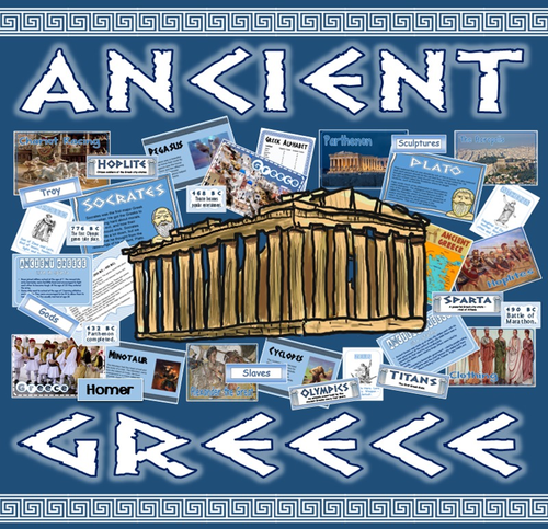 Ancient Greece Greeks History Key Stage 2 Athens