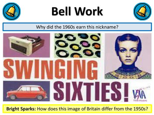Post War Britain - Wilson's Social Policies