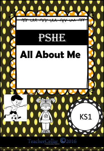PSHE All About Me