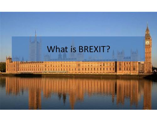 Brexit activity