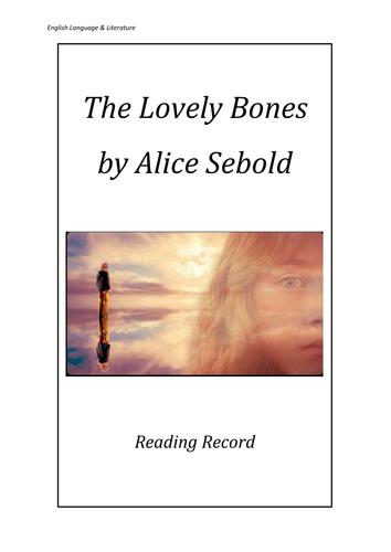The Lovely Bones: 12 Week Scheme of Work (AS Language & Literature)