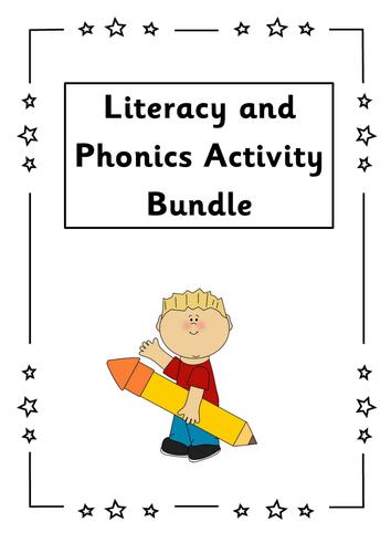 Literacy homework ks1