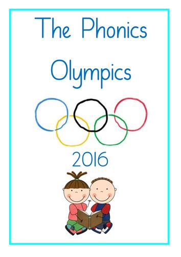 Phonics Olympics PDF
