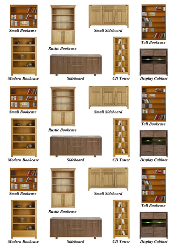 Volumes of cuboids and the best value of bookshelf (investigation)