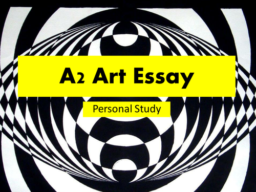 edexcel a art essay introduction by amiebarnard   teaching  preview resource