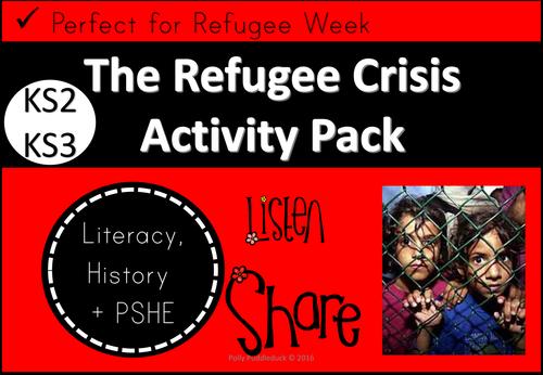 The Refugee Crisis Activity Pack (KS2/KS3)