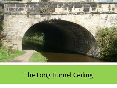 Ted HUghes. The Long Tunnel Ceiling