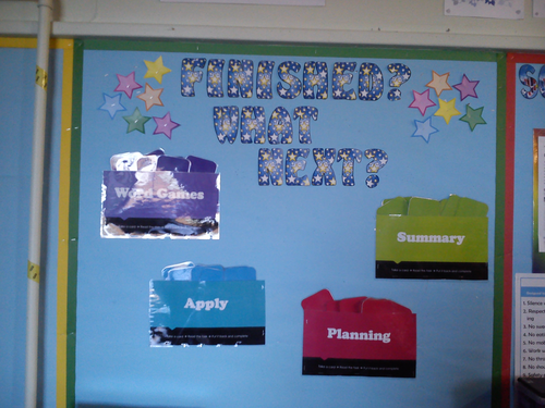 Science Classroom Display Extension Activities By Bs2sjh