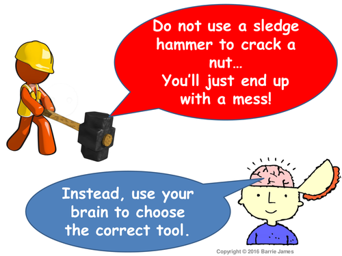 Maths Starters - How to tackle maths problems by bas0410 - Teaching