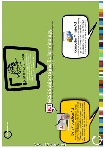 Edexcel GCSE ICT - Data Protection