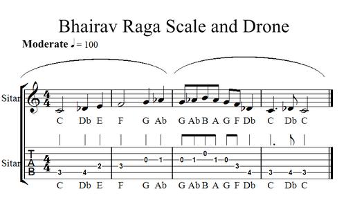 Indian Music Scheme of Work