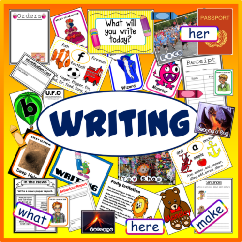Creative writing homework ks1