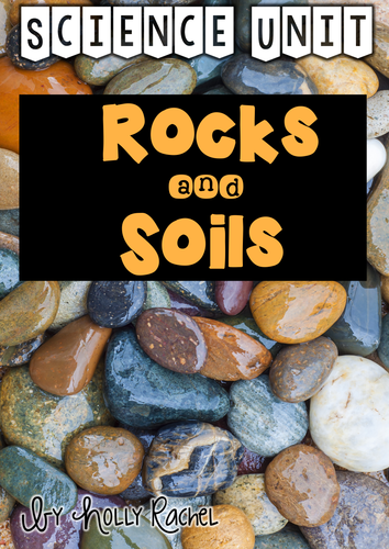 Year 3 Rocks