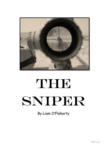 sniper by liam o flaherty