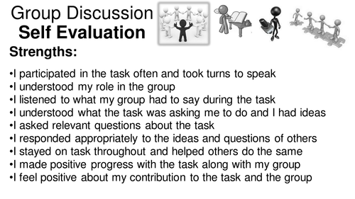 essay on group discussion Reflective group discussion on in-class reflective group discussion as a critical reflective essay writing over reflective in-class group discussion.