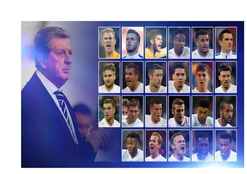 Euro 2016 Themed Favourite Sportspeople in German KS2 KS3