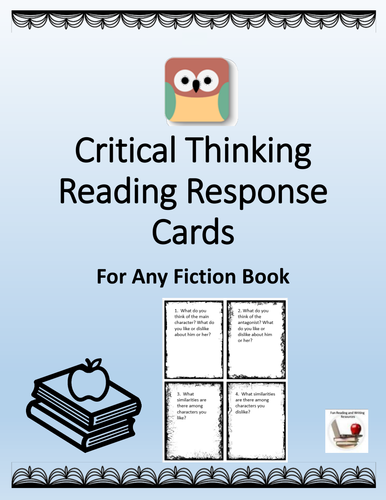 crtical thinking responses chapter 1 Asking the right questions: a guide to critical thinking, 10th edition m neil browne  sample responses  chapter 5: what are the value and descriptive assumptions.