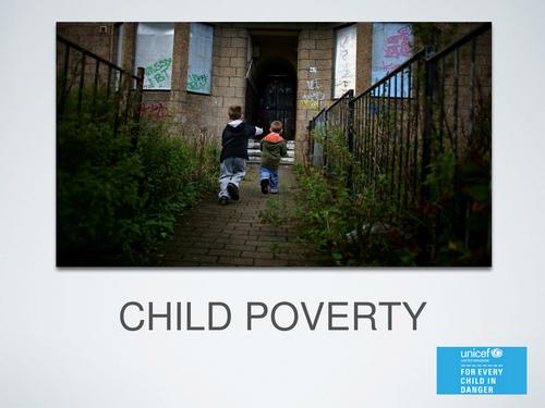 Child Poverty Assembly - KS4/5