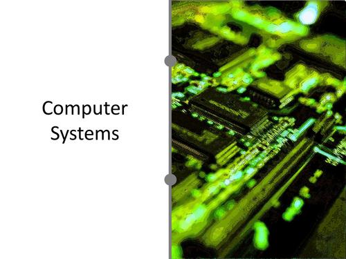Year 8 Computing and Data Representation