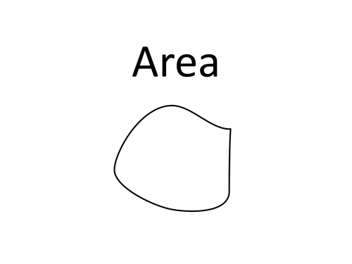 AREA: An introduction to area of a rectangle and area of a triangle