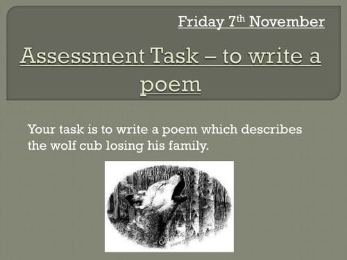 Assessment Writing Tasks