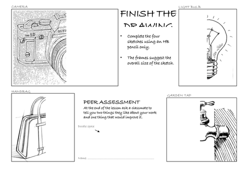 Design Technology Cover Lesson Or Homework Worksheets Ks3 Ks4 11 To 16 By Uk Teaching