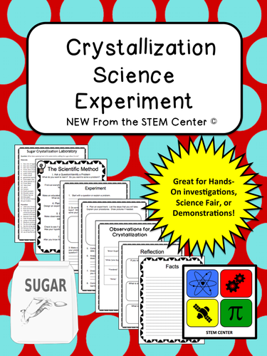 Chemistry: Sugar Crystals