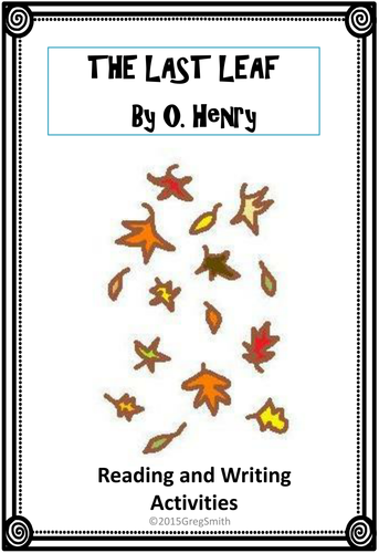 The Last Leaf by O. Henry
