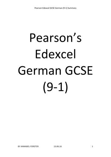 Edexcel GCSE (9–1) Chemistry Scheme of work for CC10