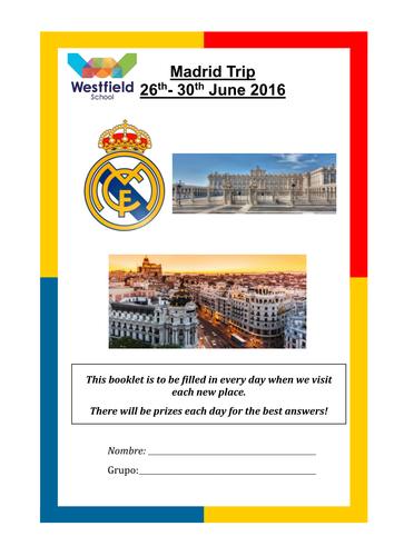 Madrid Workbook