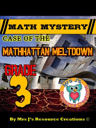 Summer Math Mystery