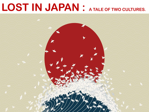 JAPAN - A TALE OF TWO CULTURES. PDF