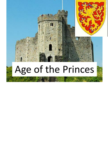 Chronology of the Age of the Princes
