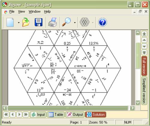 A-Level Physics Tarsia Puzzles