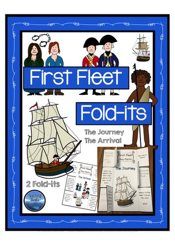 First Fleet Fold-its