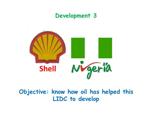 "Development3: ""Shell Nigeria"""
