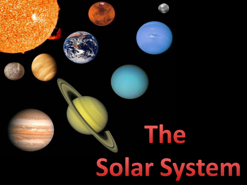 powerpoint presentation on planets - photo #46
