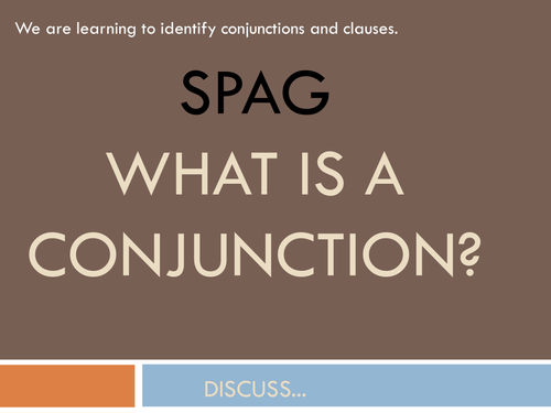 Conjunctions (SPaG) 5 lessons and activities - Ancient Greeks  Theme