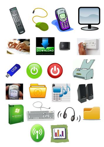 Technology vocab
