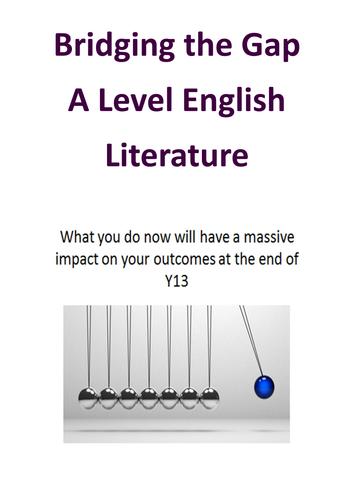 English literature coursework