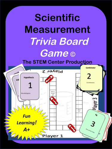 Learn the metric system game