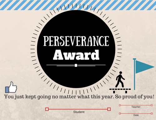 17 End of Year - ** Stylish Fun and Academic** Awards