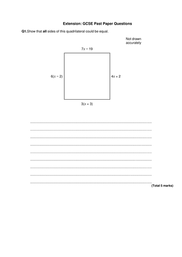 Solving two step, three step linear equations and equations with ...