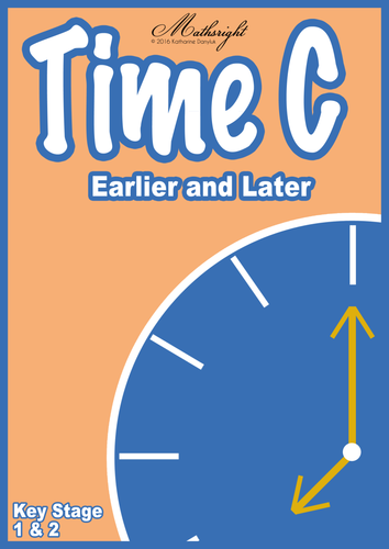 Telling the Time Pack C